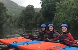 Kayaking in Llangollen