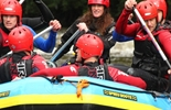 Stag do Rafting