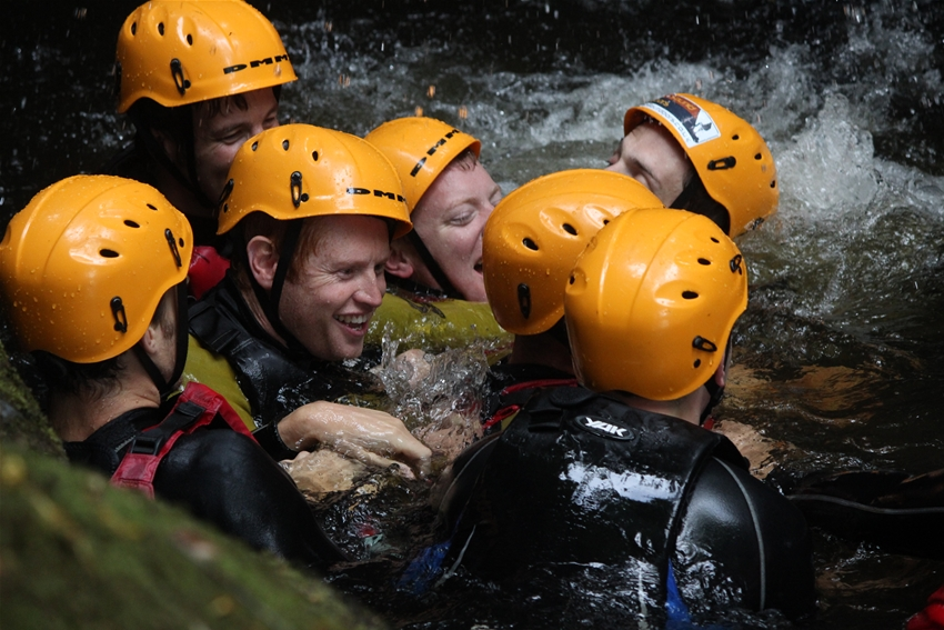 gorge Walking Uk