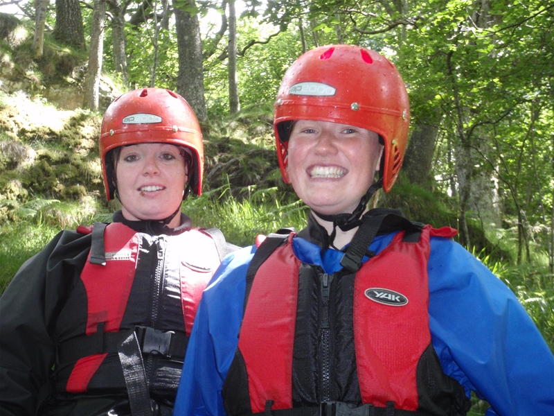 Hen Party Gorge Walking