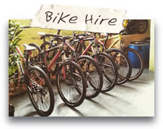 Bike Hire - North Wales