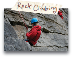Rock Climbing - North Wales