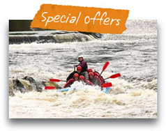 Special Offers - North Wales