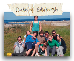 Duke of Edinburgh - North Wales